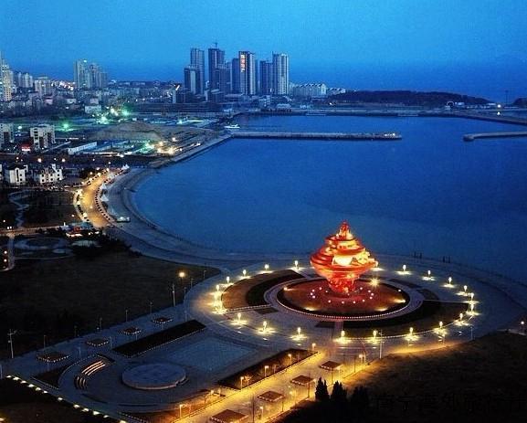 青岛,蓬莱,威海,烟台,旅顺,大连双飞六天游