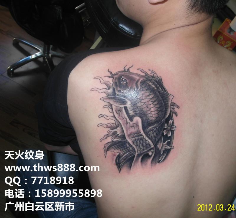 36 - 广州天火纹身